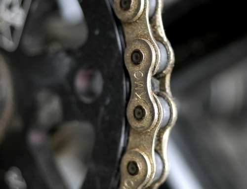 Wrenching: Sizing a New Chain
