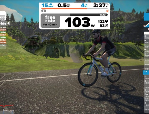 Zwift Training – Rolling Climbs