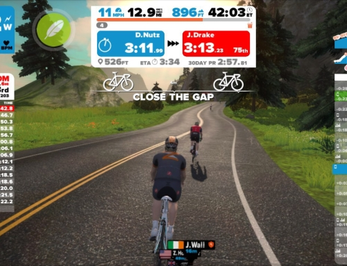 Fartlek Training With Zwift