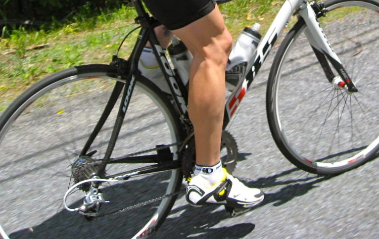 Short Steep Cycling Force Efforts