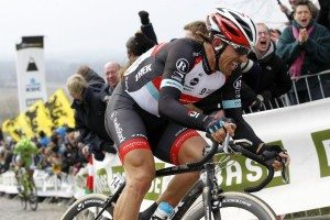 Cancellara at Flanders
