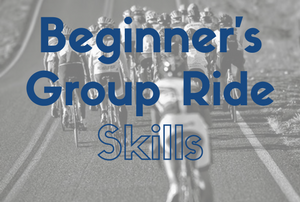 Beginner's group ride skills