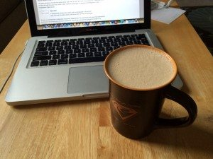 Butter and MCT Coffee