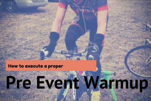Cycling Warm Up Routine