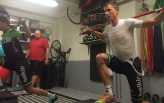 Cycling strength training