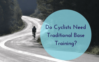 Do Cyclists Need Traditional Base Training
