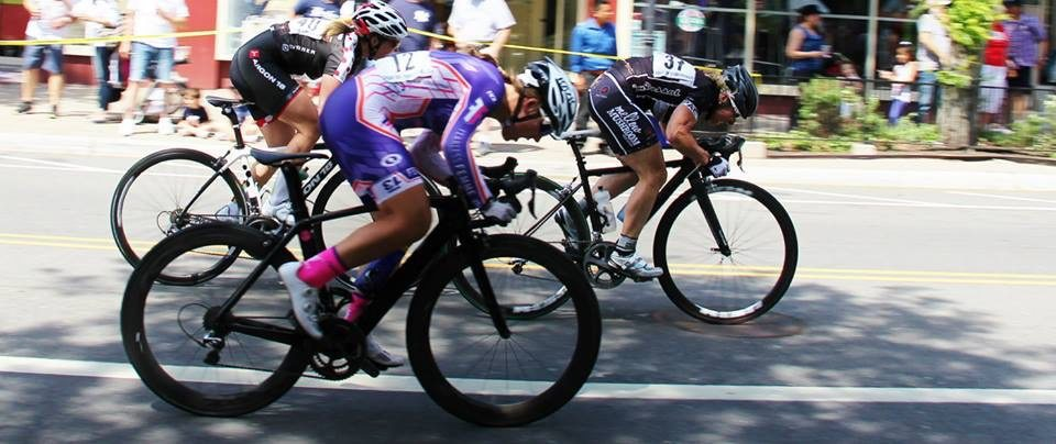 Sprinting From A Group Is The Last Part Of Your Cycling Sprint Training