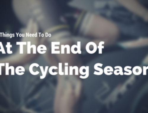 5 Things The Best Cyclists Do At The End Of The Cycling Season