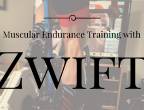 Muscular Endurance Cycling Training With Zwift