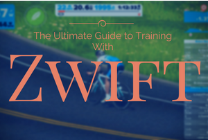 ultimate guide to indoor cycling training with Zwift