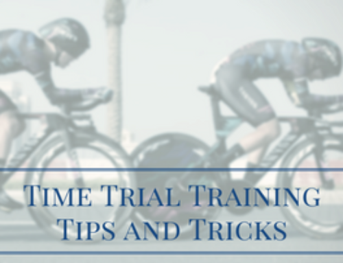 Time Trial Training and Racing Tips