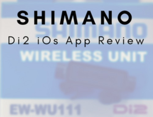 How to Tune Shimano Di2 From Your iPad or iPhone