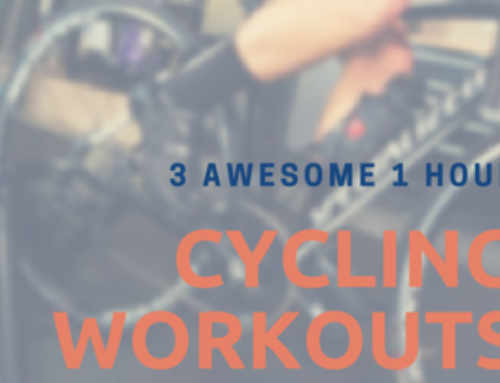 3 Awesome 1 Hour Cycling Workouts