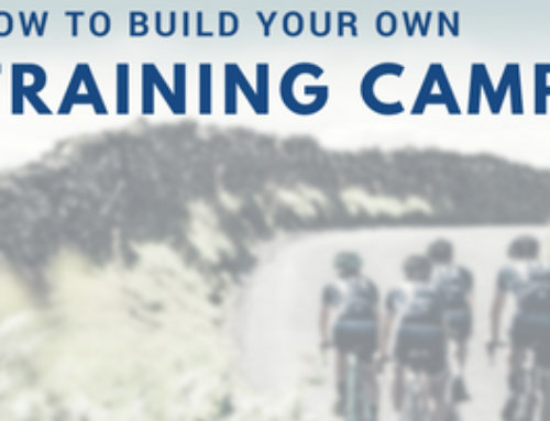 How to Build Your Own Cycling Training Camp