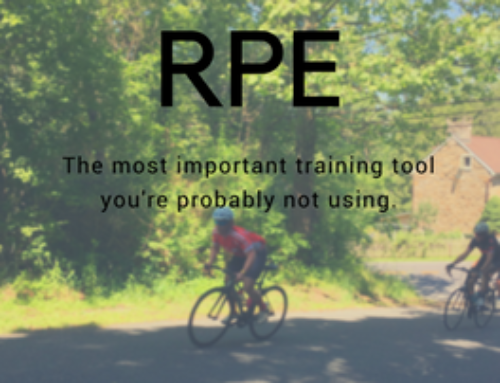 The Importance of RPE in Cycling Training