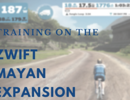 Training With the Zwift Mayan Expansion