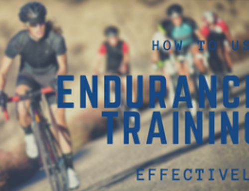How To Use Endurance Training Effectively