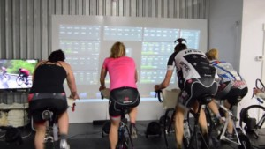 Endurance training with a group