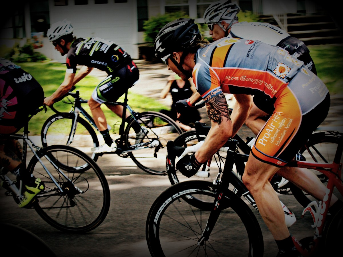 Criterium Training and Racing Tips | Tips To Be A Stronger