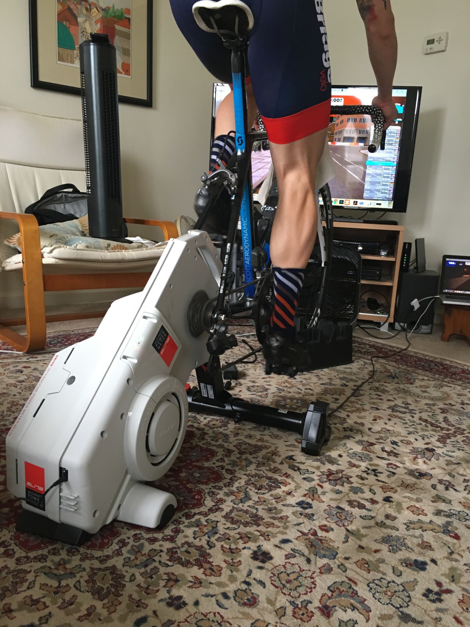 Muscular Endurance Cycling Training With Zwift - Get More